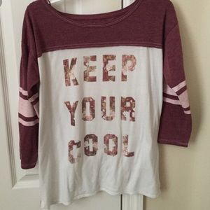 """""""Keep your cool"""" T-shirt"""